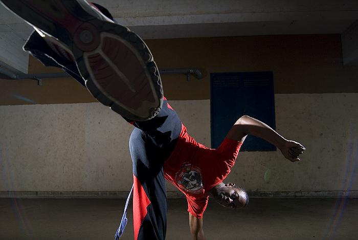 Mike's Blender - Random Musings - Capoeira Photography Shoot ...