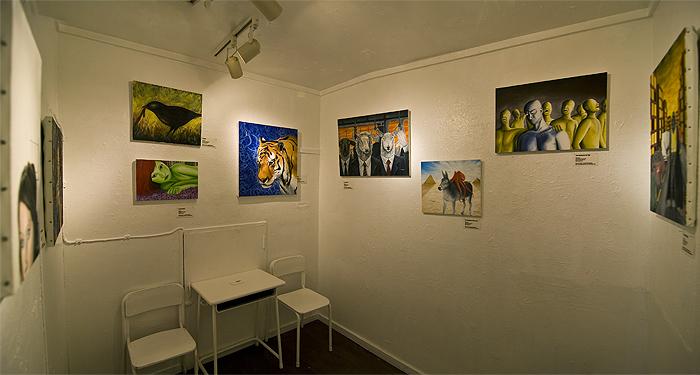Art Exhibition In Design Festa Gallery Harajuku