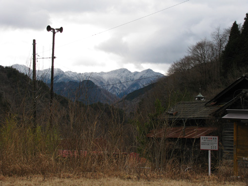 ghost town haikyo mountains