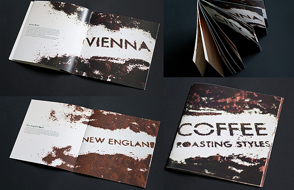 coffee roasting styles booklet