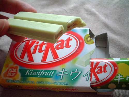 Kit Kat Kiwi