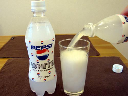 Image result for Pepsi White