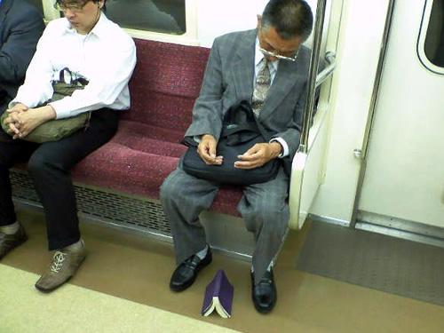 Homeless Salaryman