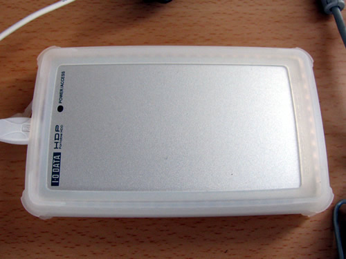 I-O Data Portable HDD